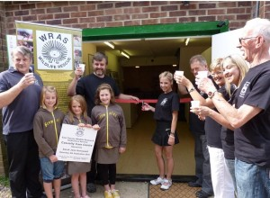 Opening of WRAS Casualty Centre in 2010